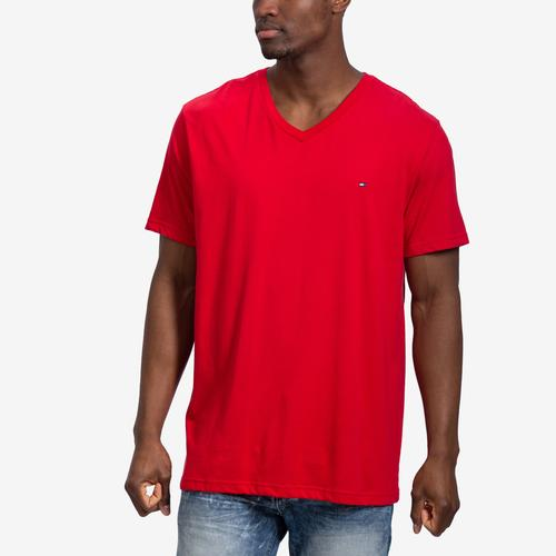 Tommy Hilfiger Core Flag V-Neck Tee