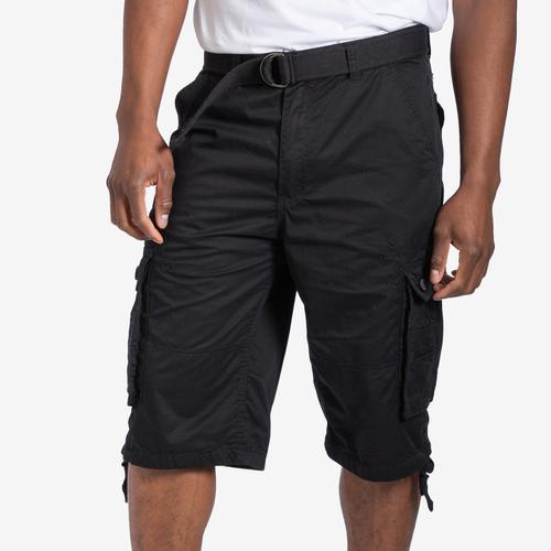 EBL Belted Cargo Shorts