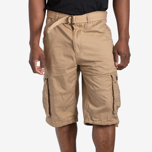 EBL Belted Cargo Shorts
