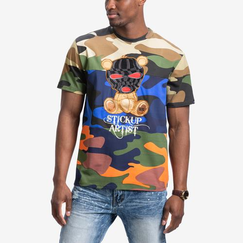 BKYS Men's Stickup Artist T-Shirt