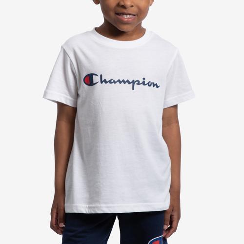 Champion Boy's Heritage T-Shirt