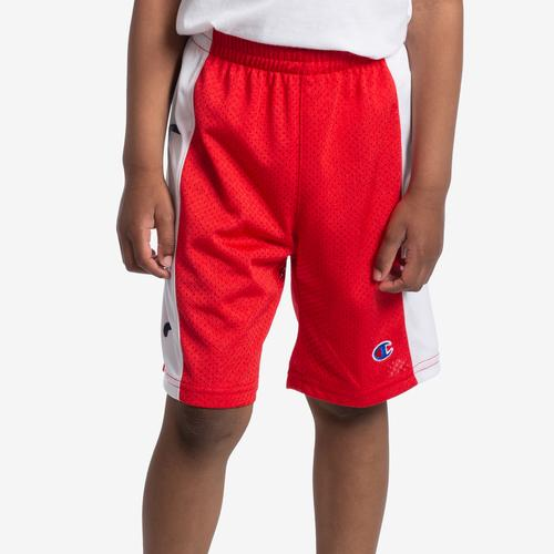 Champion Boy's Script Heritage Shorts
