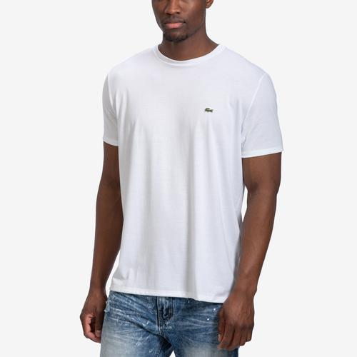 Lacoste Crew Neck Pima Cotton Jersey T-shirt