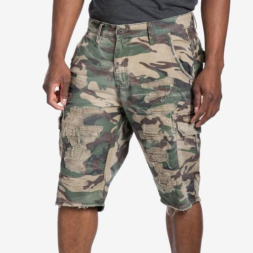 Jordan Craig Amazon Camo Cargo Shorts