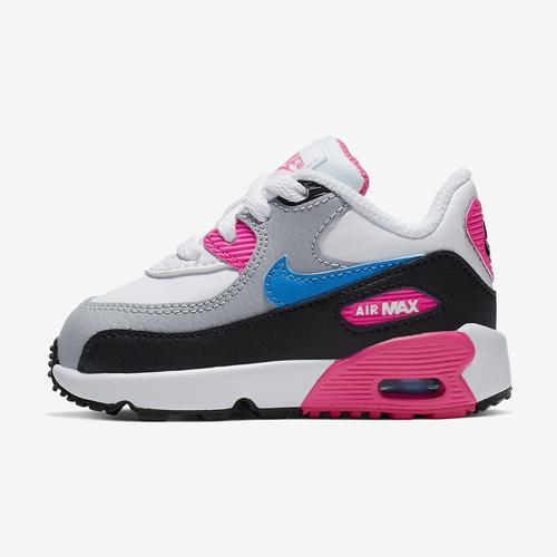 Nike Girl's Toddler Air Max 90 Leather
