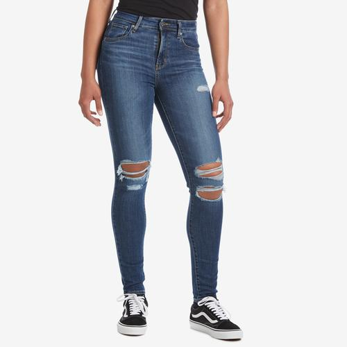 Levis Women's 721 High Rise Skinny Jeans