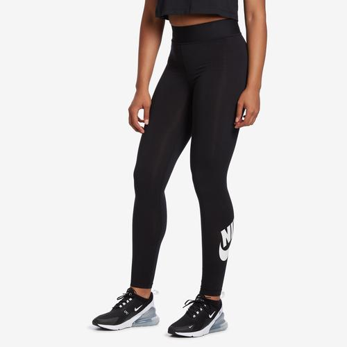 Nike Sportswear Leg-A-See High-Waisted Leggings