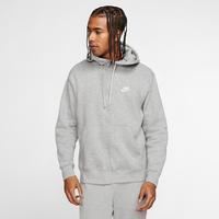 Nike Men's Sportswear Club Fleece Full Zip Hoodie