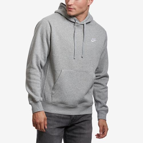 Nike Men's Sportswear Club Fleece Pullover Hoodie