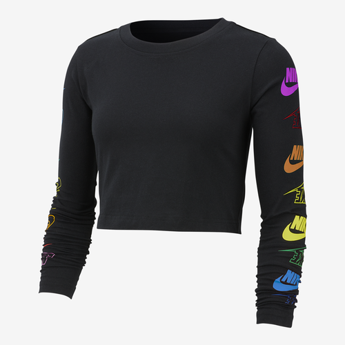 Nike Women's Sportswear Long-Sleeve T-Shirt