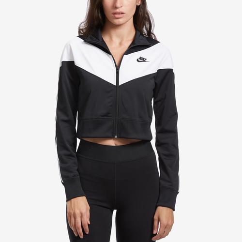 Nike Women's Sportswear Heritage Track Jacket