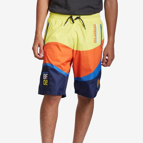 Born Fly Atlantic Nylon Shorts
