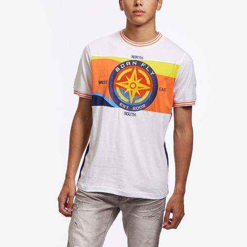 Born Fly Men's Indian Ocean Tee
