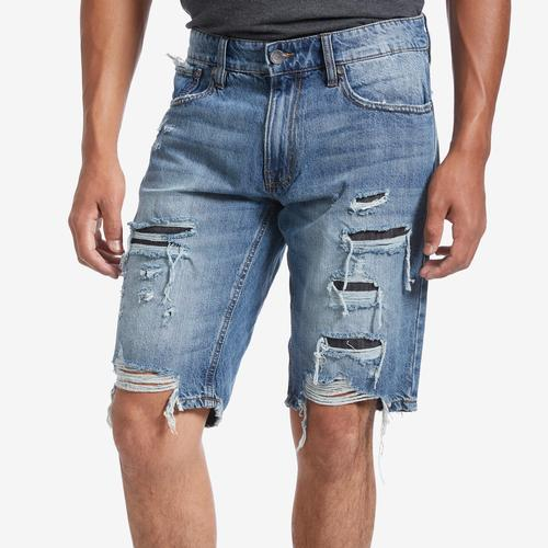 Jordan Craig Men's Cypress Distressed Denim Shorts