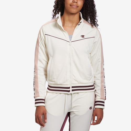 Champion Women's Tricot Track Jacket