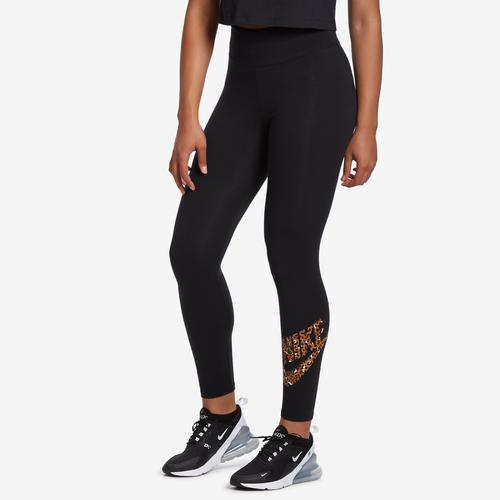 Nike Women's Sportswear Animal Print Leggings