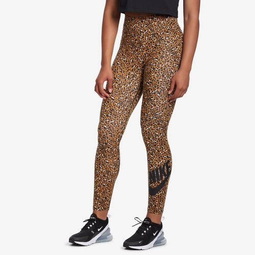Nike Sportswear Animal Print Leggings