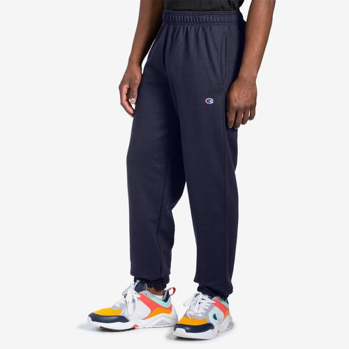 Champion Powerblend Sweats Relaxed Bottom Pants