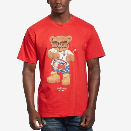 Hustle Gang Funky Drummer T-Shirt