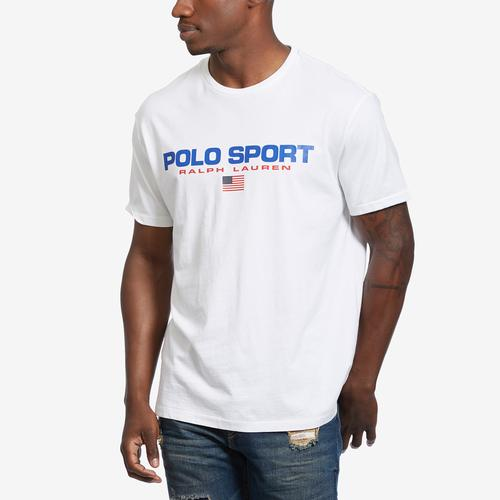Polo Ralph Lauren Men's Classic Fit Polo Sport T-Shirt