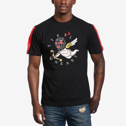 BKYS Steel Heart T-Shirt