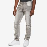Smoke Rise Men's 5 Pocket Blast Denim Jeans