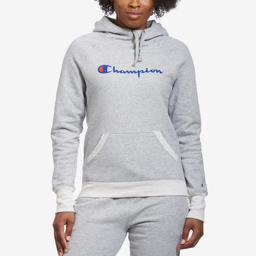 Champion Women's Graphic Powerblend Hoodie