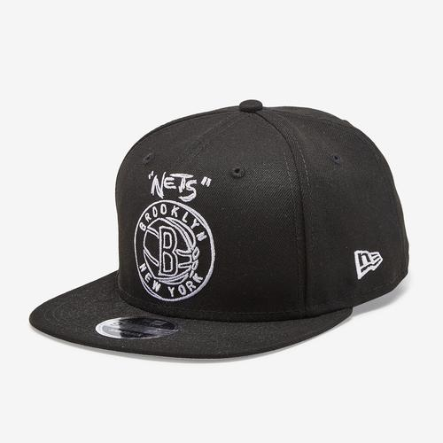 New Era Scribble DIY Nets 9Fifty Snapback