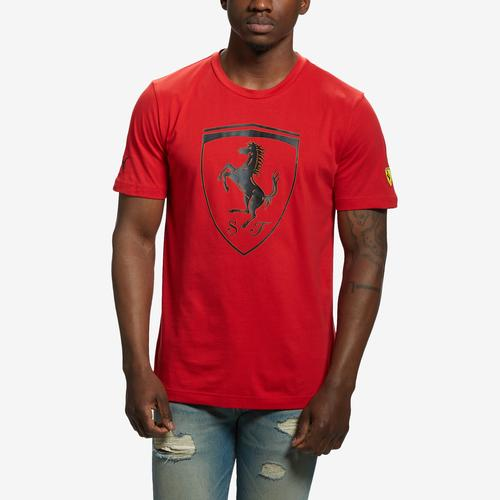 Puma Scuderia Ferrari Big Shield Tee
