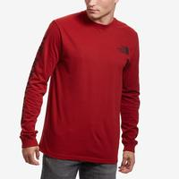The North Face Long Sleeve Brand Proud Cotton Tee