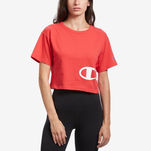 Champion Life Crop Tee, Shadow C
