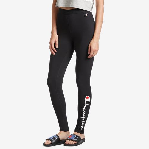 Champion Women's Cotton/Span Tight