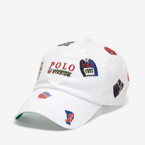 Polo Ralph Lauren Men's All Over Print Cap