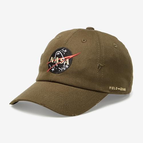 Field Grade NASA Kennedy Space Center 50th Anniversary Distressed Hat