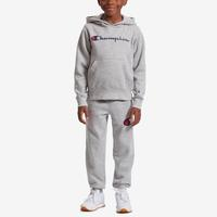 Champion Boy's Preschool Heritage Hoodie And Jogger Se