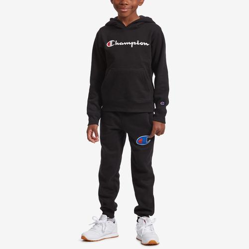 Champion Heritage Hoodie And Jogger Se