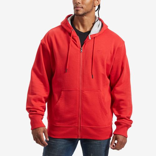 Champion Men's Powerblend Sweats Full Zip Jacket