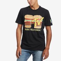 Freeze MTV Burger T-Shirt