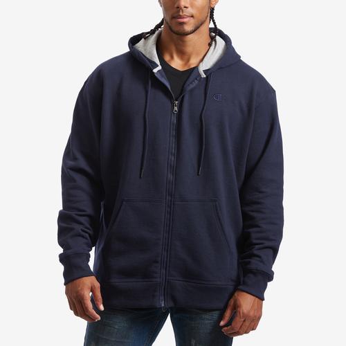 Champion Men's Powerblend Sweats Full Zip Jacket