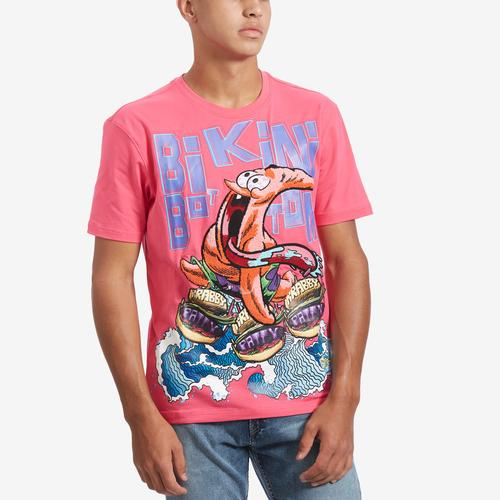 Freeze Men's Bikini Bottom Burger T-Shirt