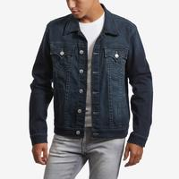 TRUE RELIGION Tonal Trucker Jacket
