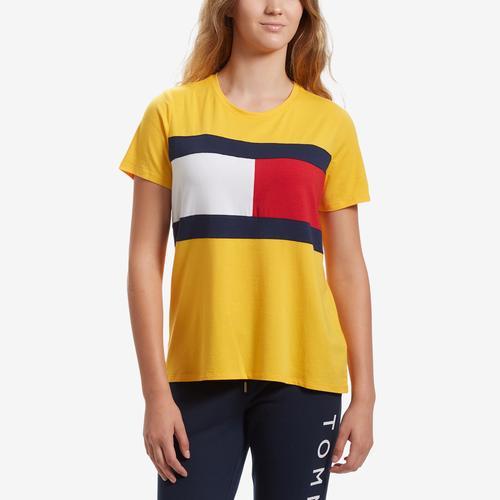 Tommy Hilfiger Women's Flag T-Shirt