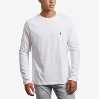 Nautica Men's Long Sleeve Crew Neck T-Shirt