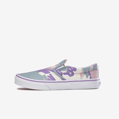 Vans Pastel Camo Classic Slip-On