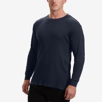 EBL by Galaxy Men's Waffle Knit Thermal Shirt