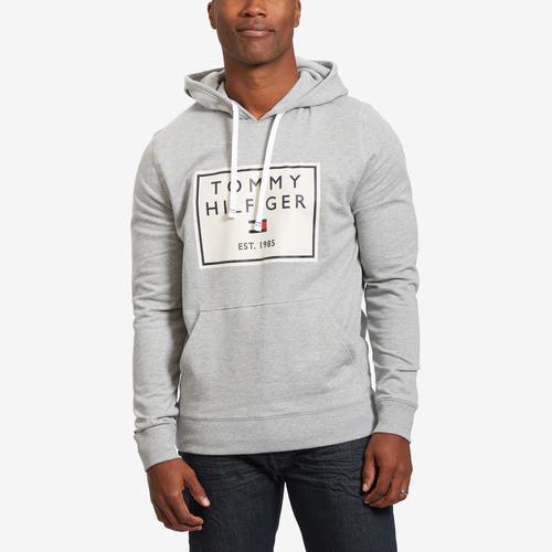 Tommy Hilfiger Box Logo Fleece Hoodie