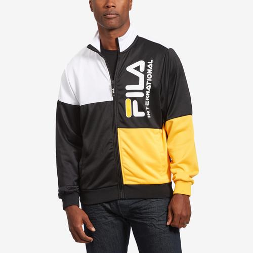 FILA Men's Daniele Track Jacket
