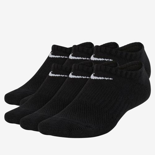 Nike Performance Cushioned No-Show Training Socks