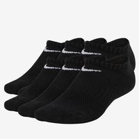 Nike Performance Cushioned No-Show Training Socks