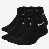 Nike Performance Cushioned Quarter Training Socks